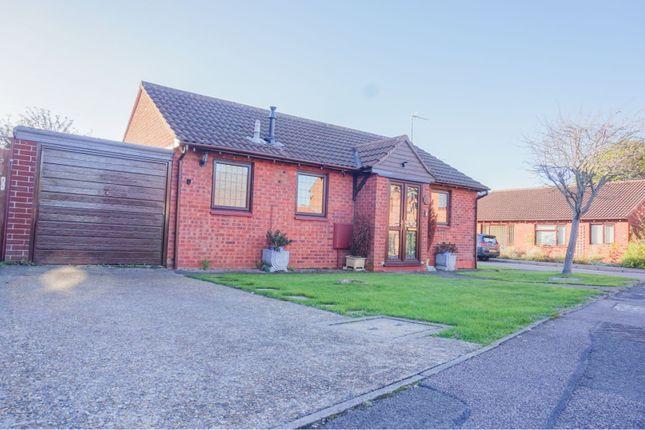 Thumbnail Detached bungalow for sale in Larkins Close, Baldock