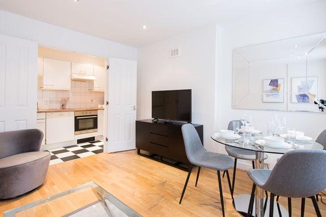 Living Area of Nottingham Place, London W1U