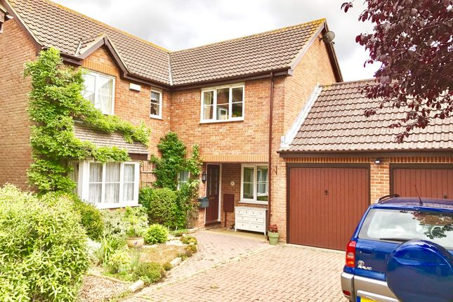 Thumbnail Detached house for sale in Conker Close, Kingsnorth, Ashford