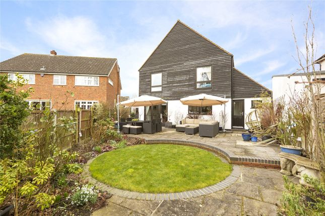 4 bed detached house for sale in Dunmow Road, Fyfield, Ongar, Essex