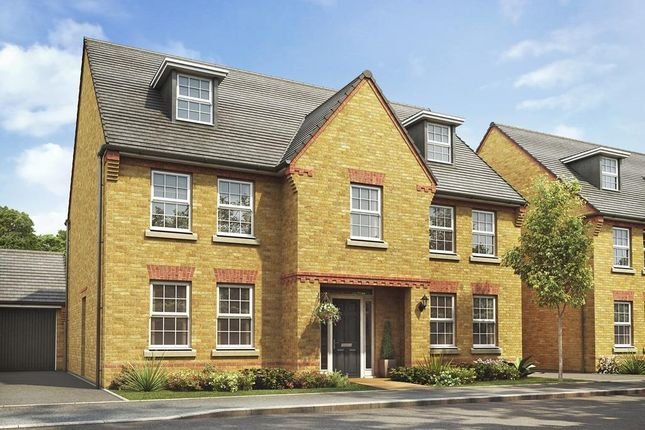 """Thumbnail Detached house for sale in """"Lichfield"""" at Sywell Road, Overstone, Northampton"""
