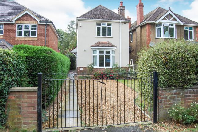 Thumbnail Detached house for sale in Willington Road, Cople, Bedford