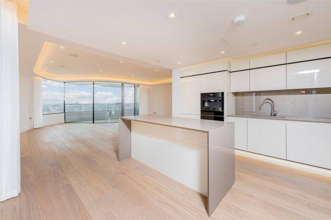 Thumbnail Flat for sale in The Corniche, 23 Albert Embankment, Southbank