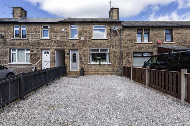 3 bed terraced house for sale in Hollin Terrace, Marsh, Huddersfield HD3