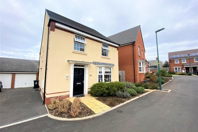 4 bed property for sale in Inwood Drive, Coleford GL16