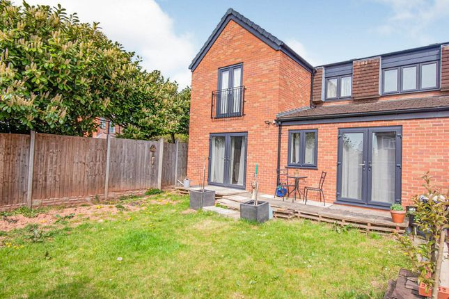 Thumbnail End terrace house for sale in Rawlinson Road, Leamington Spa