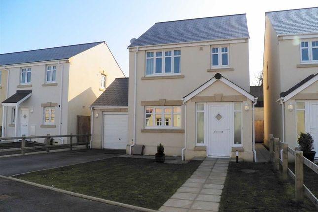 Thumbnail Detached house for sale in Pond Bridge Moors Road, Johnston, Haverfordwest