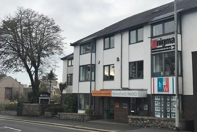 Thumbnail Office to let in 2nd Floor 77 North Hill, Plymouth, Devon