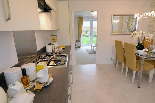 "3 bedroom semi-detached house for sale in ""The Hawthorn"" at Palmer Road, Dipton, Stanley"