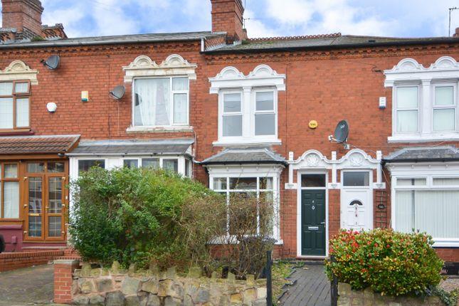 Thumbnail Terraced house for sale in Ridgeway, Edgbaston, Birmingham