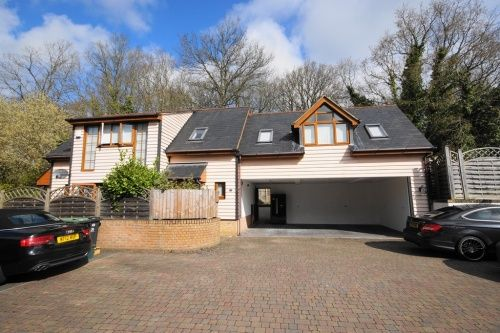 Thumbnail Property for sale in Little Canford Court, Stapehill, Ferndown