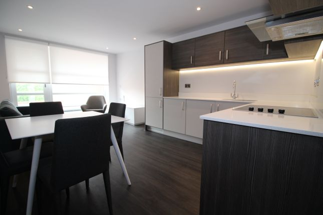 Thumbnail Flat to rent in Aria Apartments, Chatham Street, Off Granby Street
