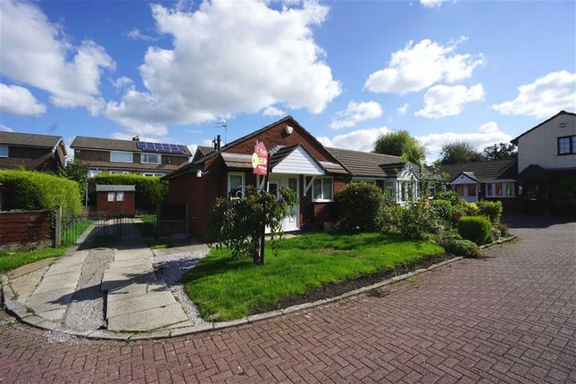 Thumbnail Semi-detached bungalow to rent in Brook Meadow, Westhoughton, Bolton