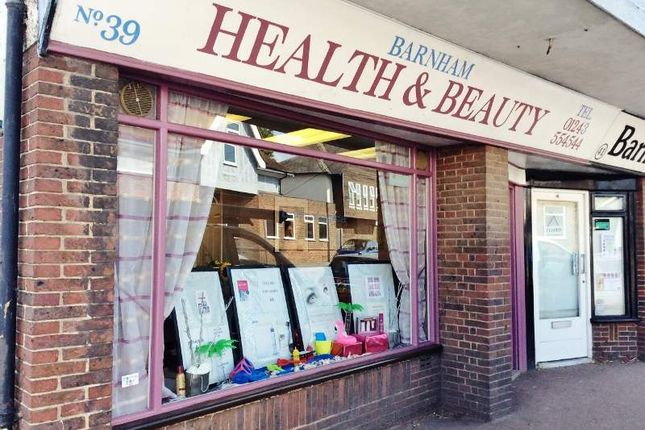 Thumbnail Retail premises for sale in 39 Barnham Road, Bognor Regis