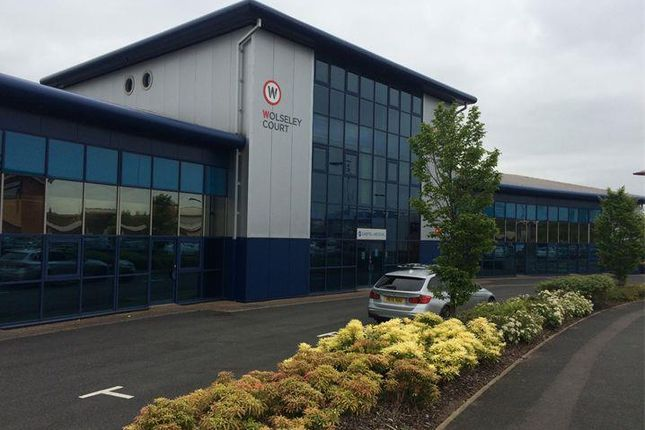 Office to let in Wolseley House, Dyson Way, Stafford