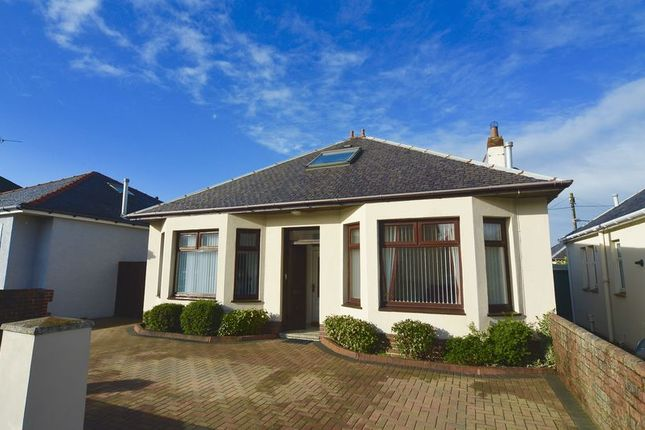 Thumbnail Bungalow for sale in Crandleyhill Road, Prestwick