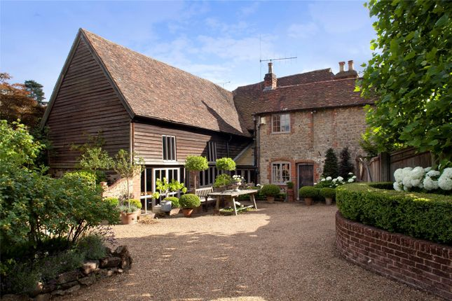 Thumbnail Detached house for sale in The Street, Ightham, Sevenoaks, Kent