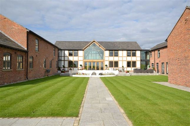 Thumbnail Detached house for sale in Gleavehouse Lane, Knutsford, Cheshire