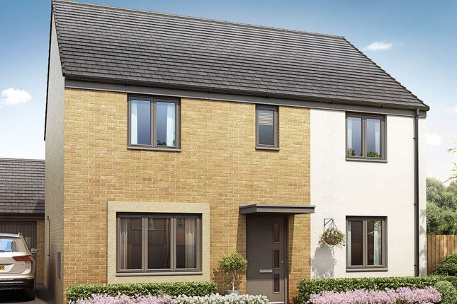 """Thumbnail Detached house for sale in """"The Chedworth"""" at Pinhoe, Exeter"""