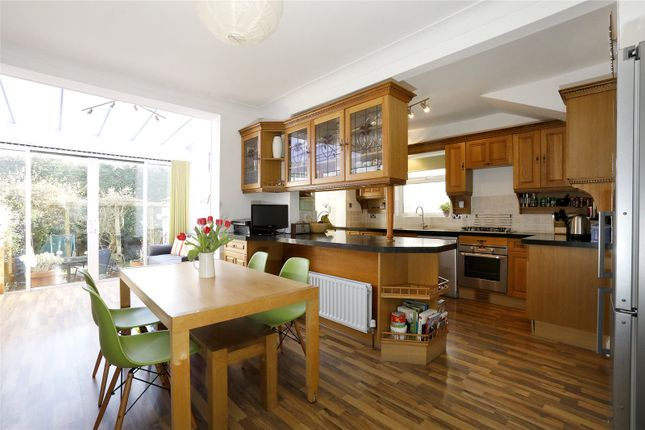 Thumbnail Semi-detached house for sale in Wharncliffe Gardens, London
