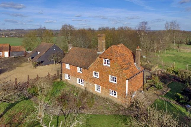 Thumbnail Detached house for sale in Maidstone Road, Marden, Kent
