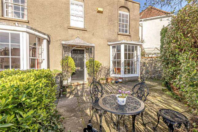 Thumbnail Terraced house for sale in Grove Road, Redland, Bristol, Somerset