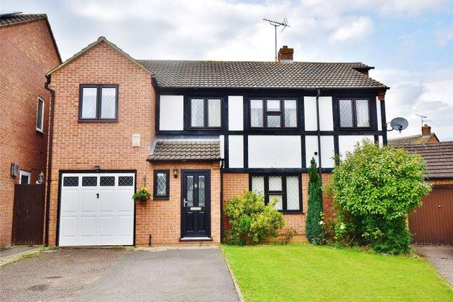 Thumbnail Detached house for sale in Broadleaf Avenue, Thorley, Bishop's Stortford