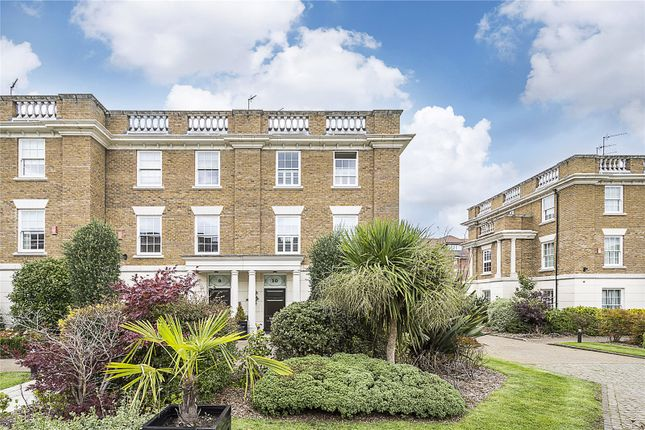Thumbnail End terrace house for sale in Corsellis Square, St Margarets