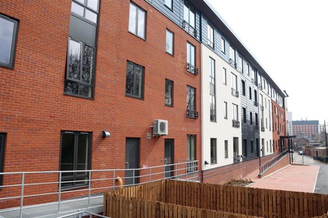Thumbnail Flat for sale in Bath Street, Derby