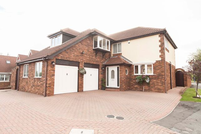 Thumbnail Detached house for sale in Applewood Close, Hartlepool