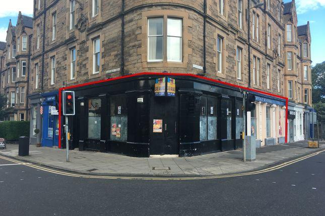 Thumbnail Retail premises to let in Marchmont Road, Edinburgh