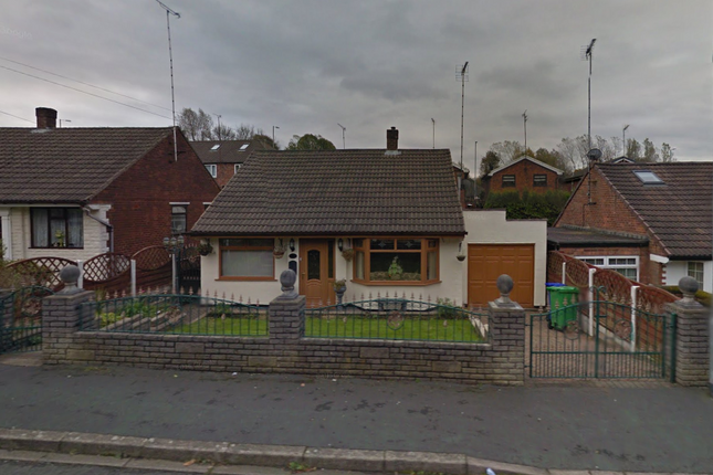 Thumbnail Bungalow for sale in Coulsden Drive, Blackley, Manchester