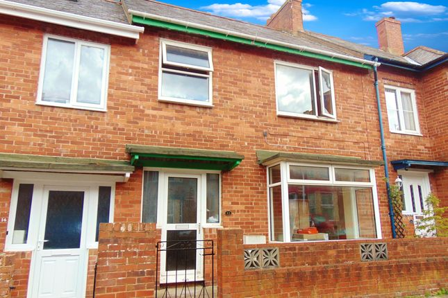 Thumbnail Terraced house to rent in Heavitree, Exeter