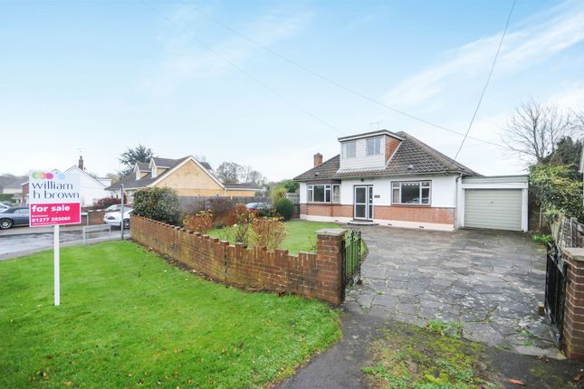 3 bed detached house for sale in Church Lane, Doddinghurst, Brentwood