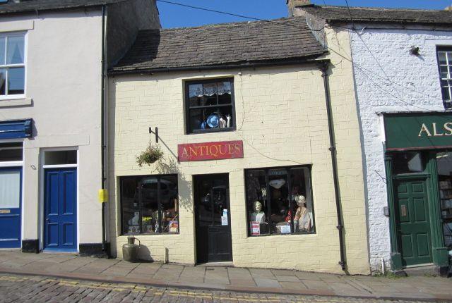 Thumbnail Retail premises for sale in Front Street, Alston, Cumbria