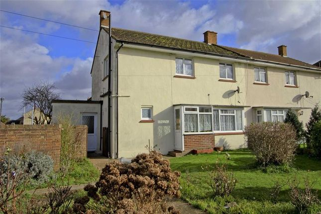 Thumbnail Semi-detached house for sale in Lavender Rise, West Drayton, Middlesex