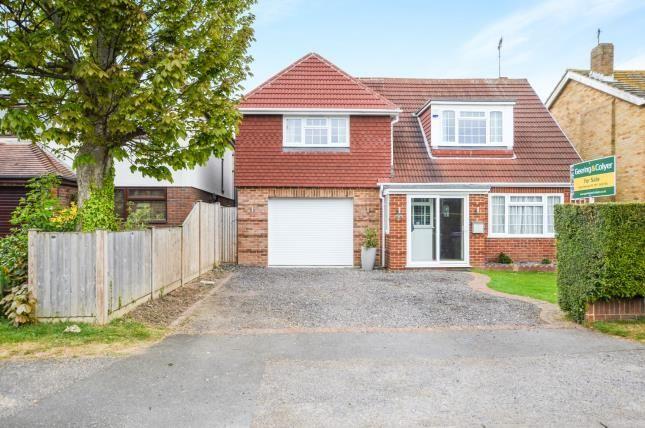 Thumbnail Detached house for sale in St. Nicholas Road, Littlestone, New Romney, Kent