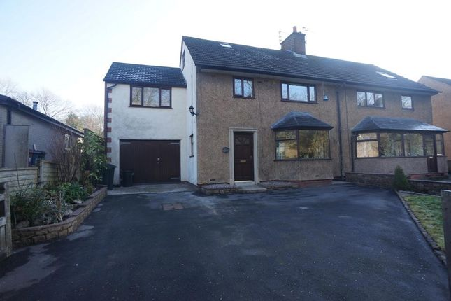 Thumbnail Semi-detached house to rent in Pimlico Road, Clitheroe