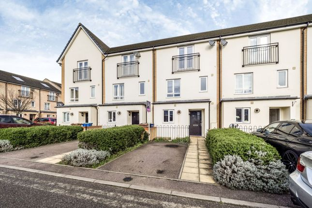 Thumbnail Terraced house for sale in Schoolfield Way, Grays