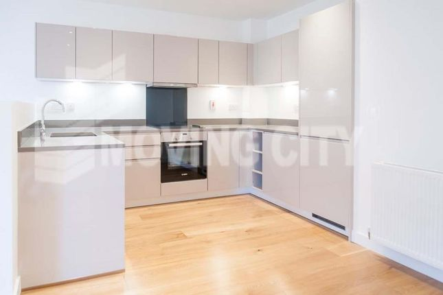 Thumbnail Flat to rent in Holman Drive, London