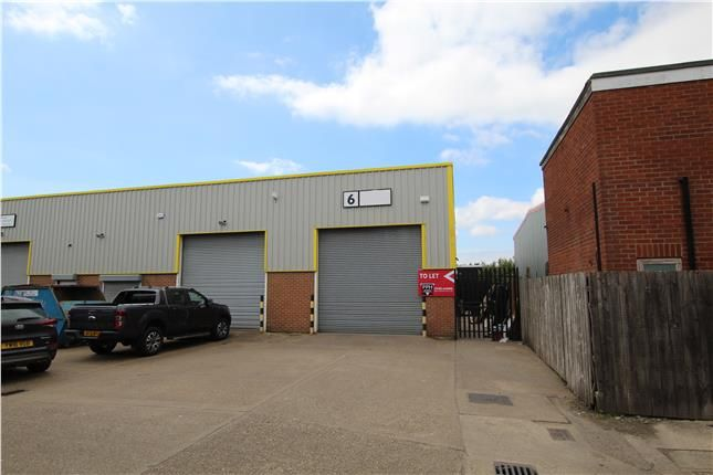 Thumbnail Industrial to let in National Industrial Estate, Bontoft Avenue, Hull, East Yorkshire