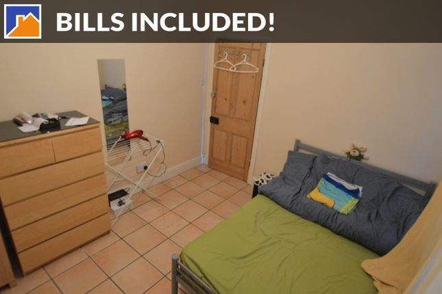 Thumbnail Shared accommodation to rent in Meadow Street, Treforest, Pontypridd