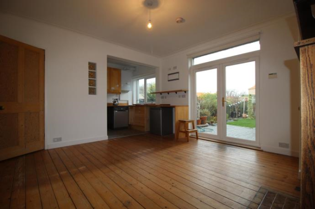 Thumbnail Terraced house to rent in Boswall Green, Edinburgh