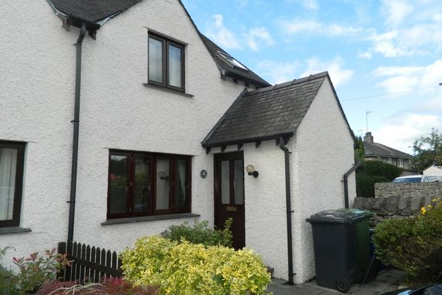 Thumbnail Semi-detached house to rent in Pickles Field, Haverflatts Lane, Milnthorpe