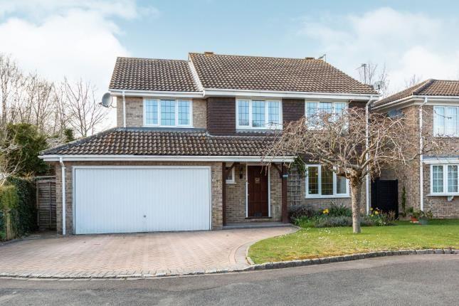 Thumbnail Detached house for sale in Chineham, Basingstoke, Hampshire