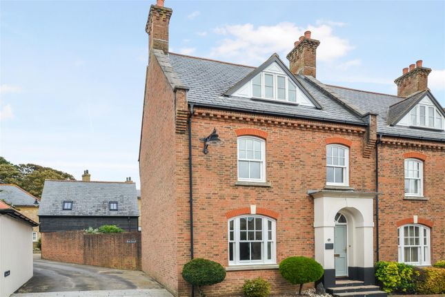 Thumbnail End terrace house for sale in Lydgate Street, Poundbury, Dorchester