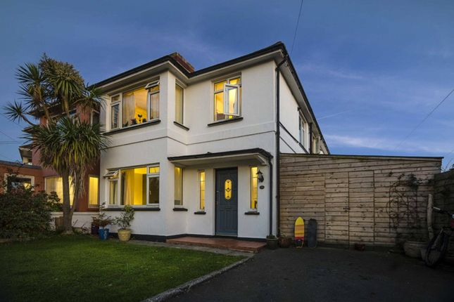 Thumbnail Semi-detached house to rent in Ocean View Road, Bude