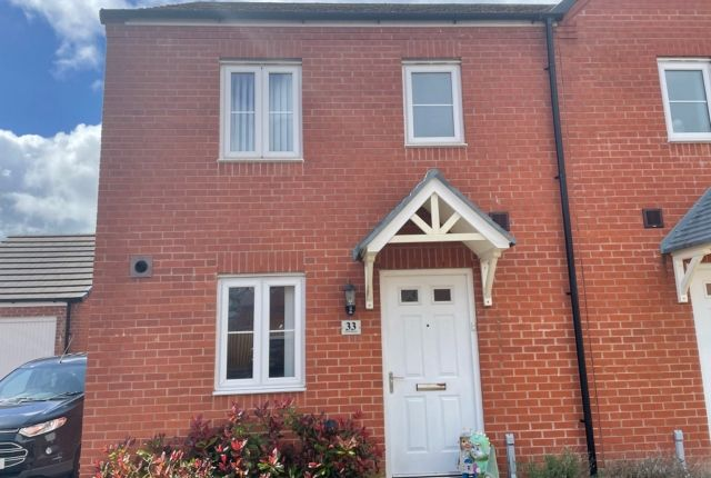 Thumbnail Semi-detached house to rent in Stryd Bennett, Llanelli