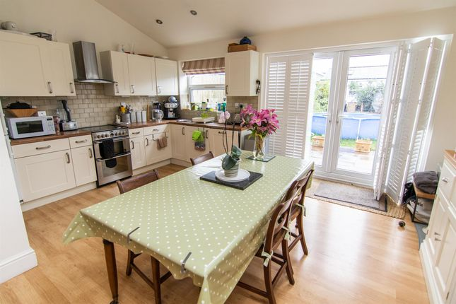 Thumbnail Semi-detached house for sale in Penlline Road, Whitchurch, Cardiff