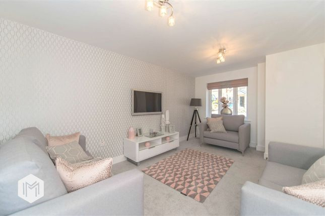 Thumbnail Town house for sale in Greenwood Mews, Horwich, Bolton
